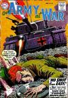 Cover for Our Army at War (DC, 1952 series) #89