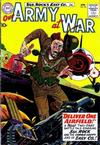 Cover for Our Army at War (DC, 1952 series) #93
