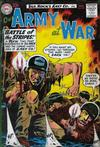 Cover for Our Army at War (DC, 1952 series) #95