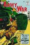 Cover for Our Army at War (DC, 1952 series) #96