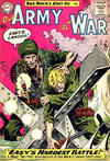 Cover for Our Army at War (DC, 1952 series) #99