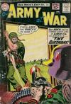 Cover for Our Army at War (DC, 1952 series) #105