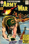 Cover for Our Army at War (DC, 1952 series) #107