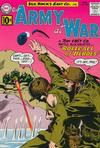 Cover for Our Army at War (DC, 1952 series) #109