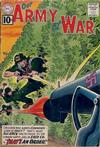 Cover for Our Army at War (DC, 1952 series) #110