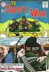 Cover for Our Army at War (DC, 1952 series) #115