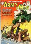 Cover for Our Army at War (DC, 1952 series) #117