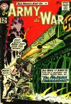Cover for Our Army at War (DC, 1952 series) #122