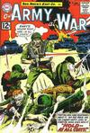 Cover for Our Army at War (DC, 1952 series) #125