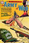 Cover for Our Army at War (DC, 1952 series) #128