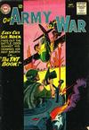 Cover for Our Army at War (DC, 1952 series) #134