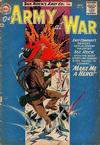 Cover for Our Army at War (DC, 1952 series) #136
