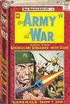 Cover for Our Army at War (DC, 1952 series) #148