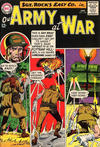 Cover for Our Army at War (DC, 1952 series) #150