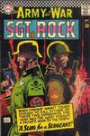 Cover for Our Army at War (DC, 1952 series) #172