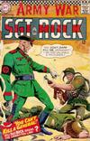 Cover for Our Army at War (DC, 1952 series) #180