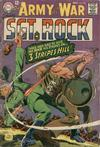 Cover for Our Army at War (DC, 1952 series) #186