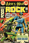 Cover for Our Army at War (DC, 1952 series) #251