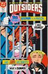 Cover for The Outsiders (DC, 1985 series) #14