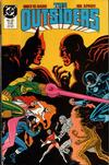 Cover for The Outsiders (DC, 1985 series) #22