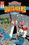 Cover for The Outsiders (DC, 1985 series) #27