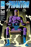 Cover for The Phantom (DC, 1989 series) #1