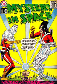 Cover Thumbnail for Mystery in Space (DC, 1951 series) #71