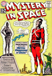 Cover Thumbnail for Mystery in Space (DC, 1951 series) #79