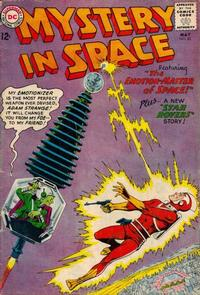 Cover Thumbnail for Mystery in Space (DC, 1951 series) #83
