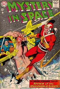Cover Thumbnail for Mystery in Space (DC, 1951 series) #86