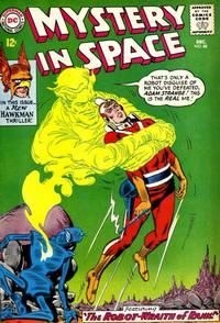 Cover Thumbnail for Mystery in Space (DC, 1951 series) #88