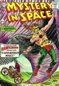 Cover Thumbnail for Mystery in Space (DC, 1951 series) #89