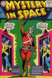 Cover Thumbnail for Mystery in Space (DC, 1951 series) #91