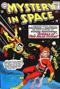 Cover Thumbnail for Mystery in Space (DC, 1951 series) #94