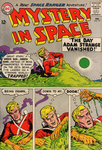 Cover Thumbnail for Mystery in Space (DC, 1951 series) #97