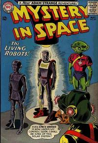 Cover Thumbnail for Mystery in Space (DC, 1951 series) #99
