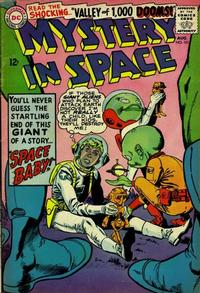 Cover Thumbnail for Mystery in Space (DC, 1951 series) #101
