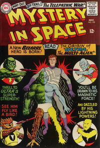 Cover Thumbnail for Mystery in Space (DC, 1951 series) #103