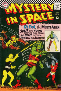 Cover Thumbnail for Mystery in Space (DC, 1951 series) #107