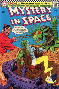 Cover Thumbnail for Mystery in Space (DC, 1951 series) #108