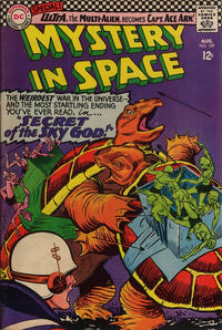 Cover Thumbnail for Mystery in Space (DC, 1951 series) #109