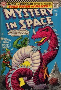 Cover Thumbnail for Mystery in Space (DC, 1951 series) #110