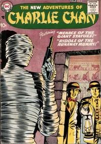 Cover Thumbnail for The New Adventures of Charlie Chan (DC, 1958 series) #2