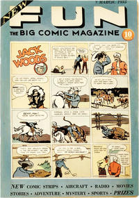 Cover Thumbnail for New Fun (DC, 1935 series) #v1#2