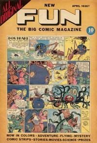 Cover Thumbnail for New Fun (DC, 1935 series) #v1#3