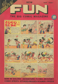 Cover Thumbnail for New Fun (DC, 1935 series) #v1#4