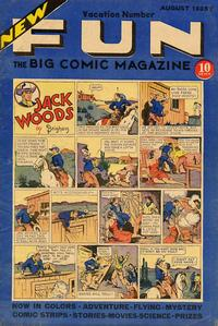 Cover Thumbnail for New Fun (DC, 1935 series) #v1#5