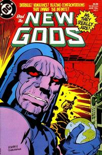 Cover Thumbnail for New Gods (DC, 1984 series) #1