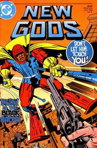 Cover Thumbnail for New Gods (DC, 1984 series) #2