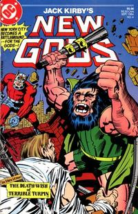 Cover Thumbnail for New Gods (DC, 1984 series) #4